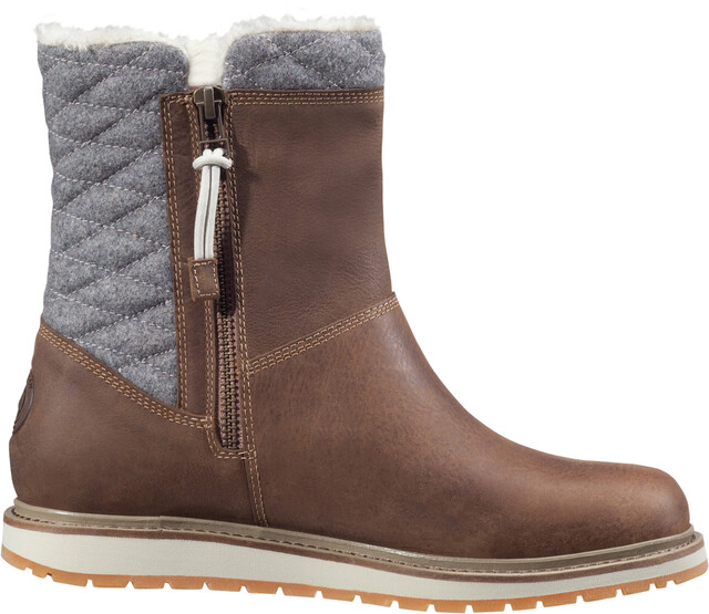 Helly Hansen Seraphina Bottes Femme, oatmealnaturataupe greysoccer gum